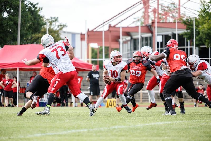 Cottbus Crayfish vs Spandau Bulldogs 1.6.19 - 4