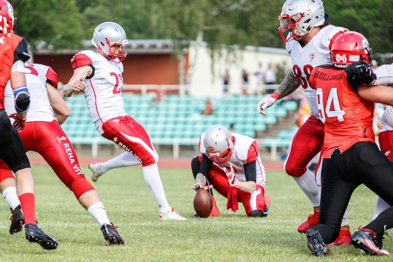 Cottbus Crayfish vs Spandau Bulldogs 1.6.19 - 10