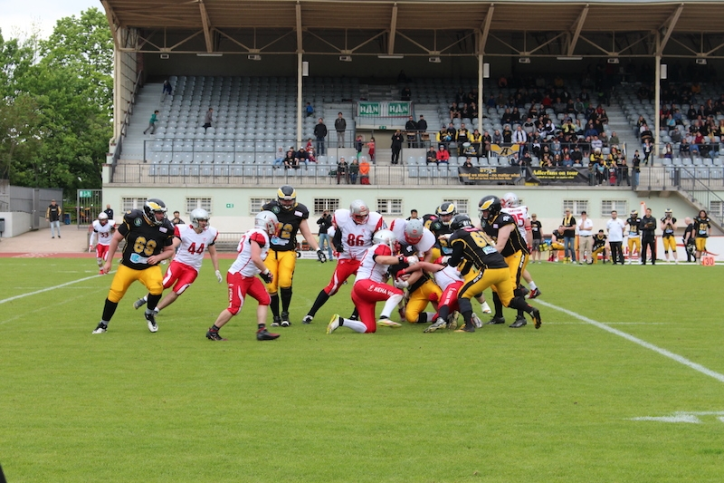 Berlin Adler gegen Cottbus Crayfish 25.5.19 - 21