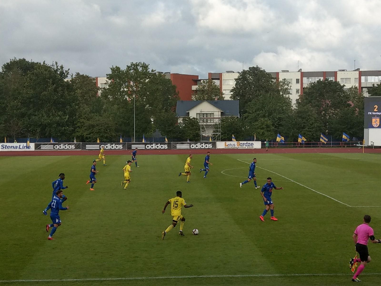 FK Ventspils - KF Teuta - 2019 - 12