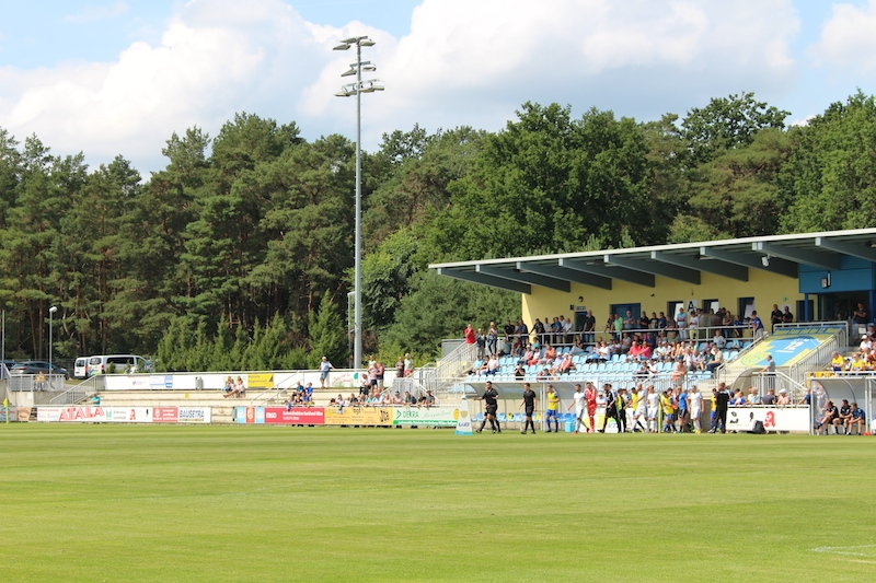 1. Spieltag Oberliga Süd - 1