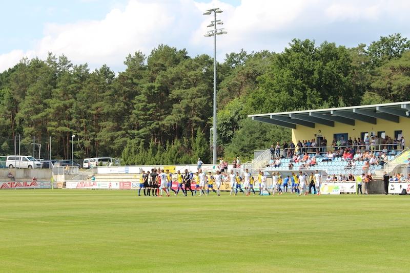 1. Spieltag Oberliga Süd - 2