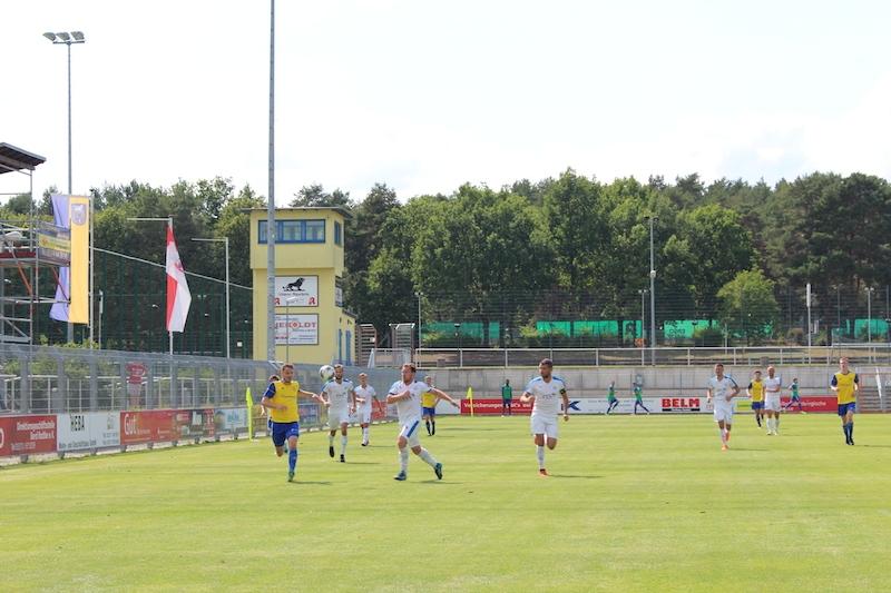 1. Spieltag Oberliga Süd - 8