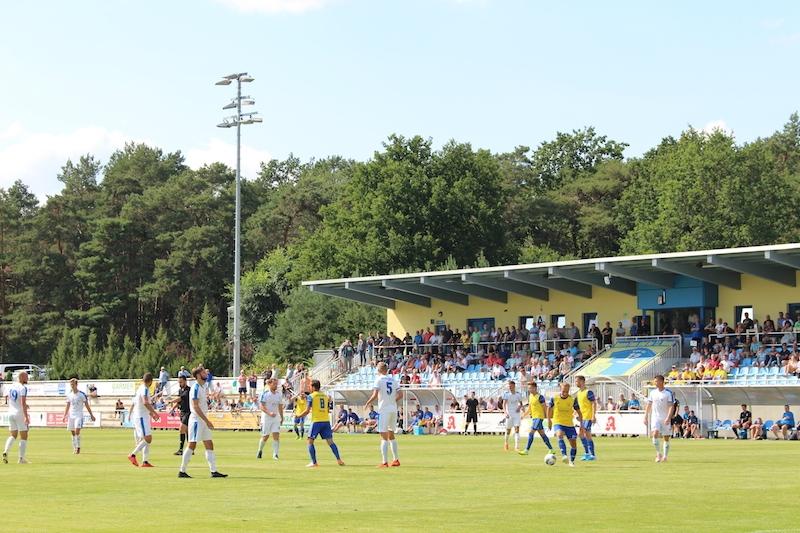 1. Spieltag Oberliga Süd - 19