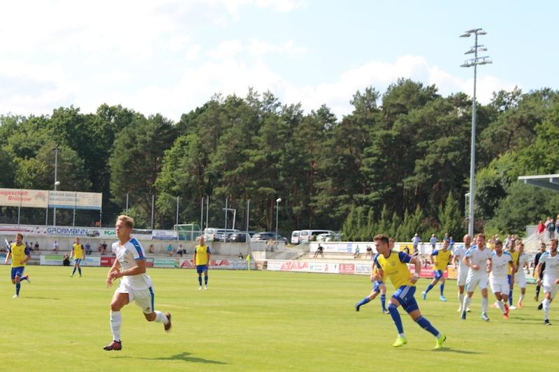 1. Spieltag Oberliga Süd - 23