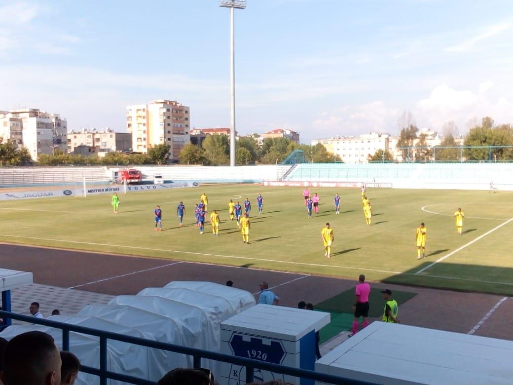 KF Teuta - FK Ventspils - 2019 - 4