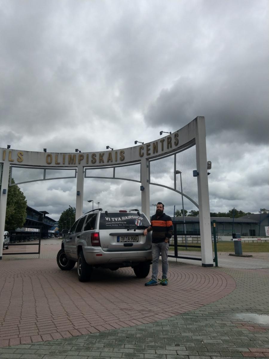 Olimpiskais Centrs Ventspils - 1