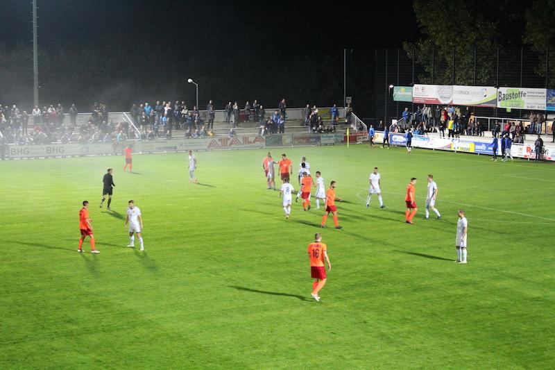 FSV 63 Luckenwalde - FC Eilenburg