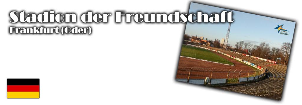 Stadion 1. FC Frankfurt